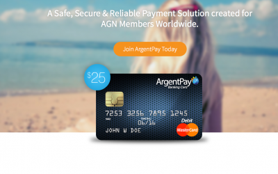 ArgentPay Launched And Beautiful